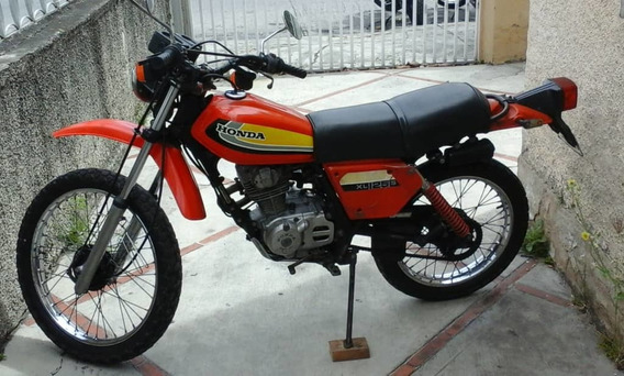 Honda Xl Enduro 125