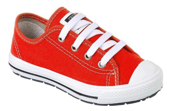 Tênis Infantil Klin Clássico Vermelho