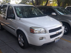 Chevrolet Uplander A Regular Aa Consola Y Rines At