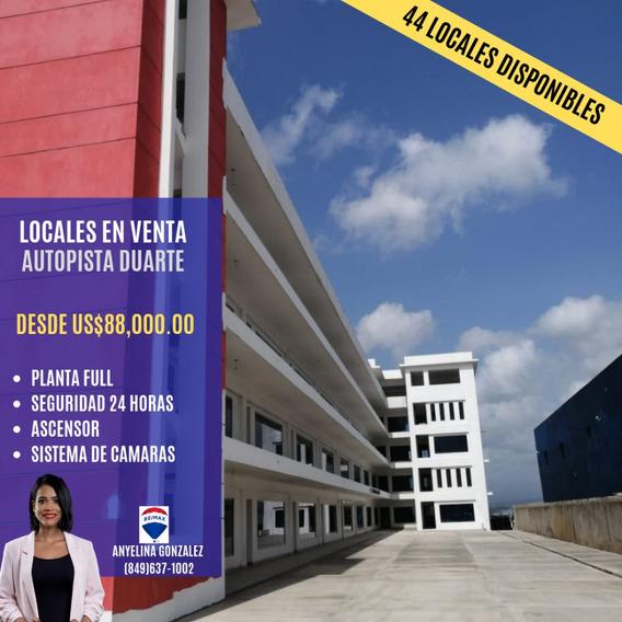 Locales En Venta, Plaza Comercial Nueva