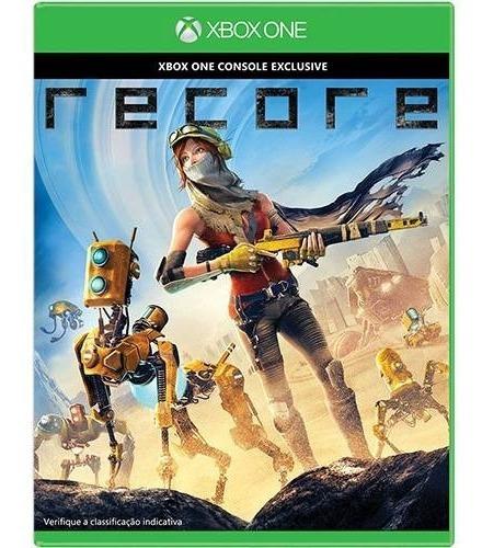 Jogo Recore - Xbox One Mídia Física Usado