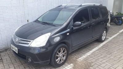 Grand Livina Aut 1.8 Sl 2013 Nissan