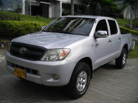 Toyota Hilux 2.5 Diesel 2007 Mecanico 4x2