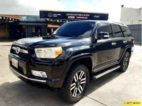 Toyota 4runner Limited Automatica 4x4
