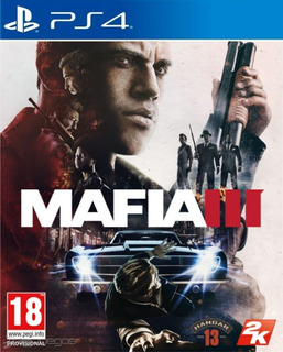 Mafia 3 Ps4 Principal