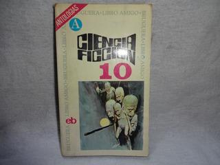 Ciencia Ficción Selección 10 Bruguera Libro Imb