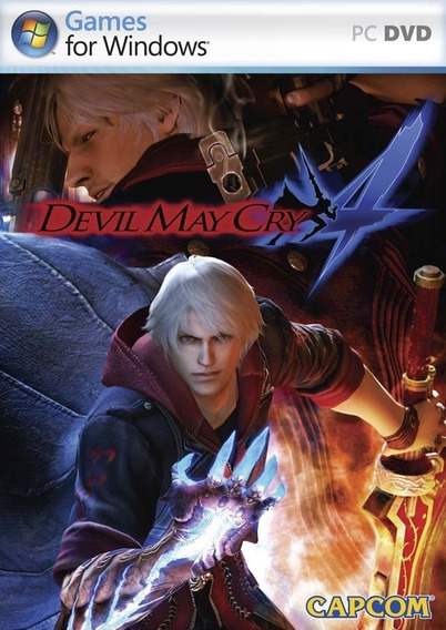 Devil May Cry 4 Pc Original Frete Gratis !!