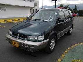 Hyundai Santamo 2.0l 2wd Mt 2000cc