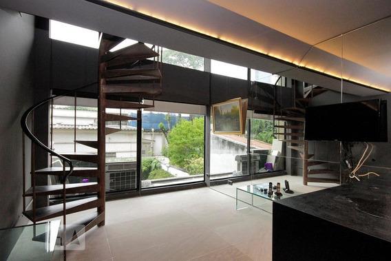 Apartamento Para Aluguel - Bela Vista, 1 Quarto, 40 - 893033070