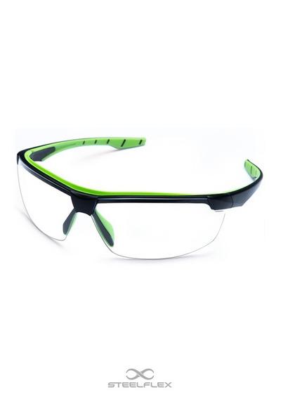 Oculos De Proteção Incolor/ Transparente Bicicleta Paintball