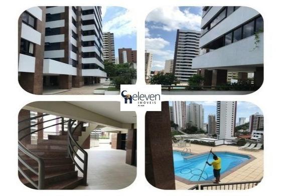 Apartamento Para Venda Graça, Salvador Com: 4 Dormitórios Sendo 3 Suítes, 1 Sala, 1 Banheiro, 4 Vagas E 167 M² !!! Aceita Permuta - Ap00108 - 32044504