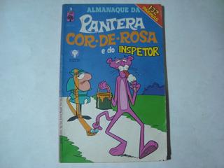 Hq Almanaque Da Pantera Cor De Rosa E Do Inspetor
