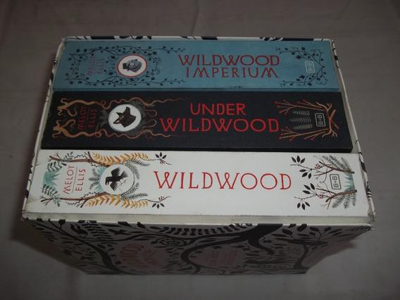 Livro Wildwood Colin Meloy Box C 3 Titulos Conf. Foto Ingles