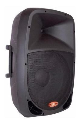 Caixa De Som Amplificada Ativa Donner Dr1010a Bluetooth