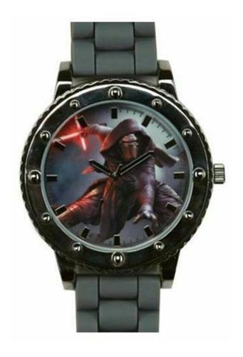 Relógio De Pulso Star Wars Kylo Ren Episode Vii
