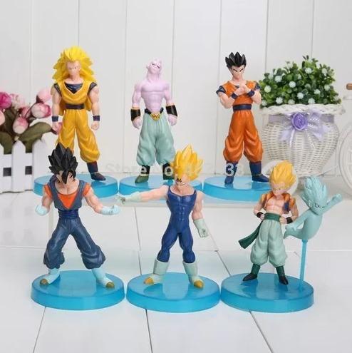 Figuras De Dragon Ball Saga Majin Boo Somos Tienda Fisica