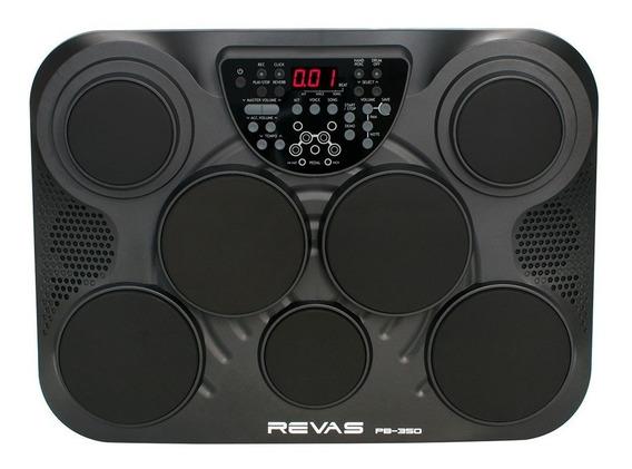 Bateria Eletrônica Roland Revas Pb350 Pb 350 7 Pads