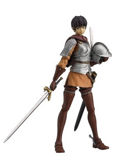 Good Smile Berserk Golden Age Arc Casca Figma