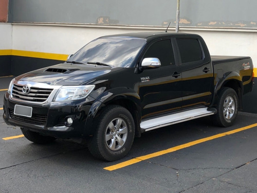 Toyota Hilux Caminhonete 3.0 4p 4x4 Srv Turbo Diesel Cabine