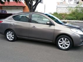 Nissan Versa 2014 Exclusive Automatico