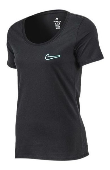 Nike Remera Scoop Art W Car Mcte2174