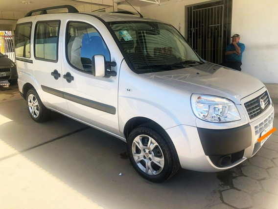 Fiat Doblò Essence 1.8 7l (flex) 2018