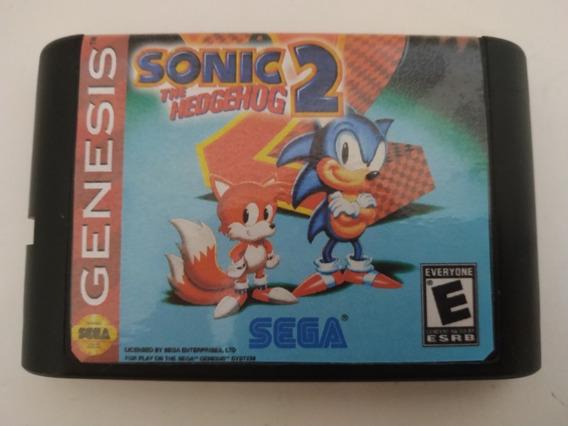 Sonic The Hedgehog 2 Para Sega Mega Drive