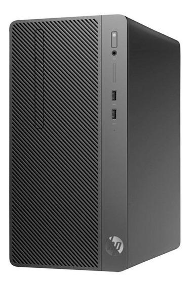 Computador Hp Amd Ryzen3 Pro 2200g 4gb, 500gb, W10 Original