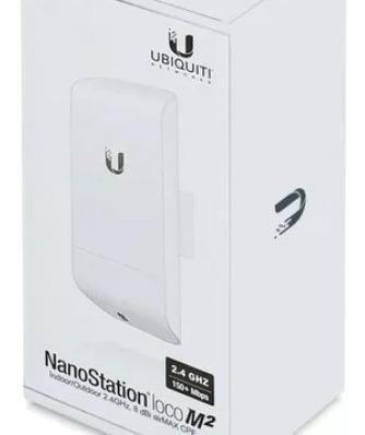 Ubiquiti Nanostation Loco 2.4 Ghz