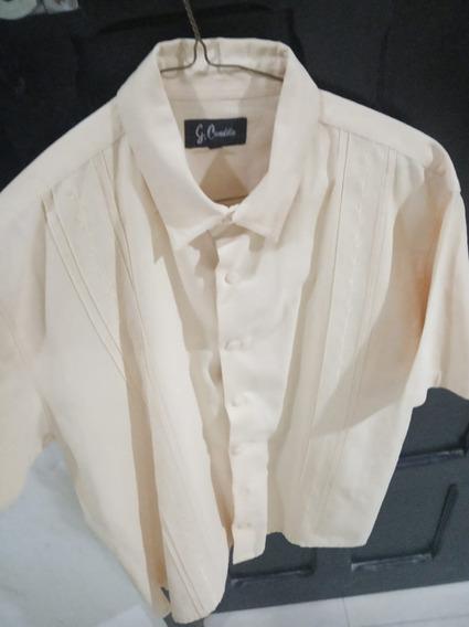 Camisa G. Candila Talla 40 Usada