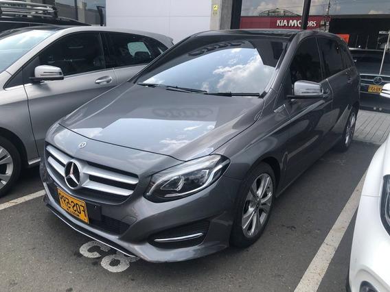 Mercedes Benz Clase B180 Gasolina 2019