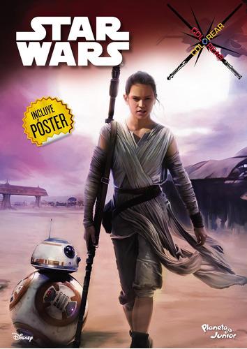 Imagen 1 de 3 de Star Wars. Libro Para Colorear De Disney - Planeta Junior