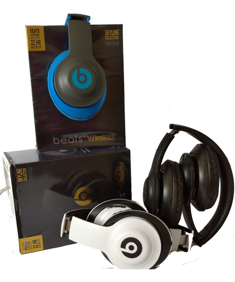Audifonos Beats Wireless 3 Bluetooth Mp3 Skyline Colletion