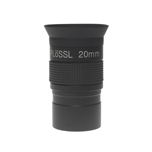 Ocular Lente Super Plossl De 20mm Para Telescópio - Bluetek