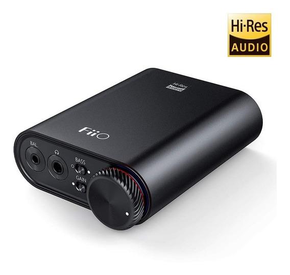 Amplificador / Dac Fones De Ouvido Fiio K3 - Pronta Entrega - Oficial -