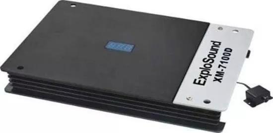 Modulo Amplificador Explosound Xm 7100d 3000w Rms Digital