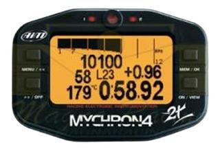 Cuentavueltas Karting/automovil Competición Mychron4 2t Aim