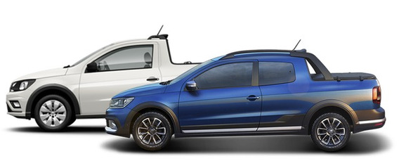 Volkswagen Nuevo Saveiro