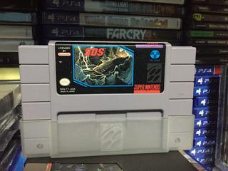 Sos Snes Raro (super Nintendo) De Vic Tokai.