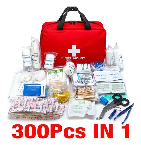 Bolsa Médica De Emergencia Para Camping, Viaje, Coche, Casa,