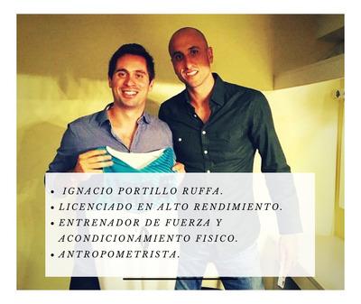 Personal Trainer- Deporte, Entrenamiento Y Salud.