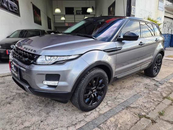 Land Rover Evoque 2014 Pure Tech