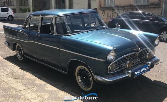 Simca Chambord 1961 Único Dono Ateliê Do Carro