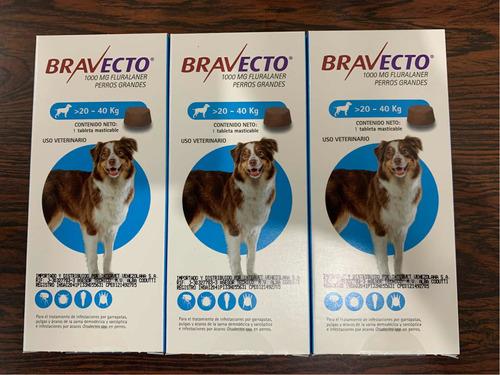 Bravecto 20-40 Kg