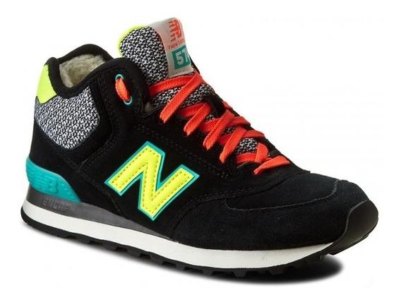 Zapatillas Bota New Balance 574 Invernales