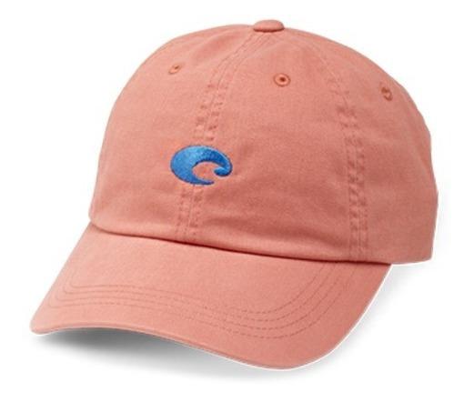 Ha 80cr Gorra De Pesca Mini Logo Frontal Coral Costa Del Mar