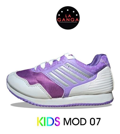 Zapatillas Infantiles Nene Nena New Style Oferta
