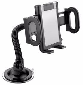Suporte Veicular Universal Celular Gps Smartphone Flexível