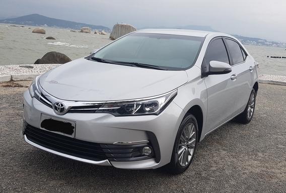 Toyota Corolla 1.8 16v Gli Upper Flex Multi-drive 4p 2018