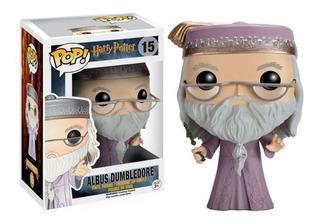 Funko Pop Albus Dumbledore 15 Harry Potter Original Edu